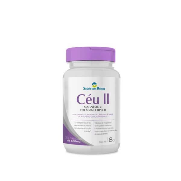 Saúde com Beleza - Céu II - Colágeno tipo II