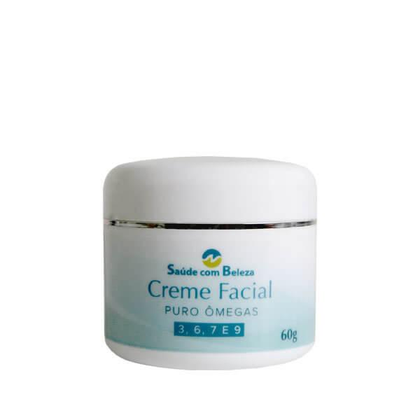 Saúde com Beleza - Creme Facial 60g